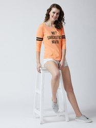 The Dry State Women''s Cotton Top G 446
