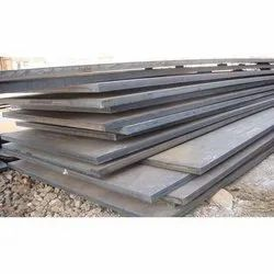Rectangular Quenched Steel Plate, Thickness: 2-10 mm