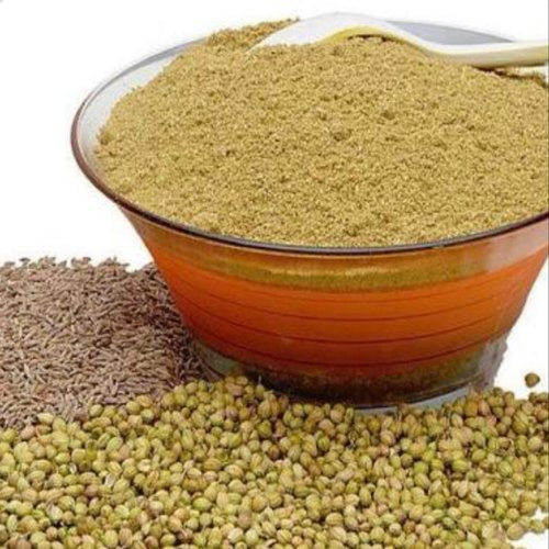 Home spices & sarpanch masala Coriander Cumin Powder, Packaging Size: 500