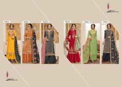 Georgette Ladies Wear Kurtis