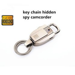 Mini Hidden Key Chain