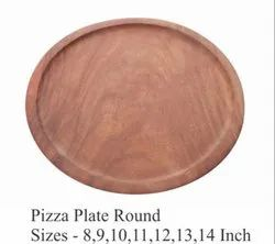 Pizza Plate Round