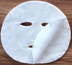 Skin Care 100% Cotton Natural Facial Mask (DIY)