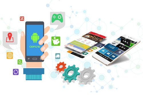 Online Android Application Development Services