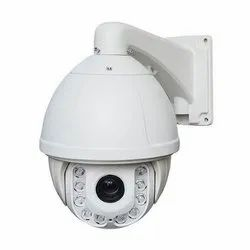 Day And Night Vision PTZ Dome Camera
