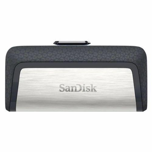 C USB Flash Drive SanDisk USB 3.1 64GB Ultra Dual Drive USB Type