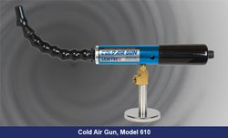 Vortex Tube Based Cold Air Gun