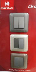 Havells Modular Switches in Kolkata - Latest Price, Dealers