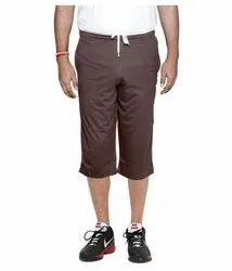 Mens Cotton Capri