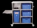 Synergy Technics Ss304 Banquet Trolley, For Industrial