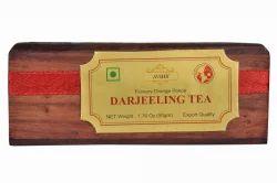 Darjeeling Tea 50 gm Wooden Box