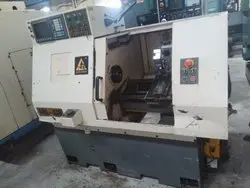 Used & Old Machine - Alex Tech CNC Turning Lathe Machine Available In Nathupur Haryana Warehouse