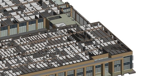 Project Based Structural Service Revit Modeling | ID
