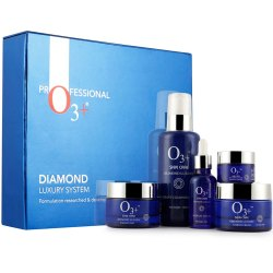 O3 Diamond Luxury System Facial Kit