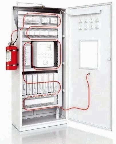Clean Agent DLP10 Fire Suppression System (2 Kg)