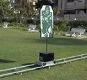 Target System 50,100 Mtr POP Up Swing
