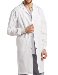 Polyester Lab Coat