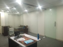 Glass Office Partition