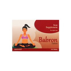 Babron Tablets, Packaging Type: Strip