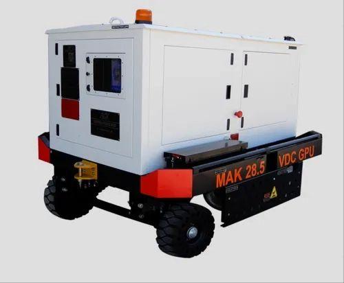28 5V DC GPU Ground Power Unit, Aircraft Ground Support