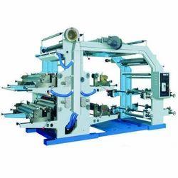 Pragati Luna Plastic Bag Printing Machines, Model/Type: Roll To Roll