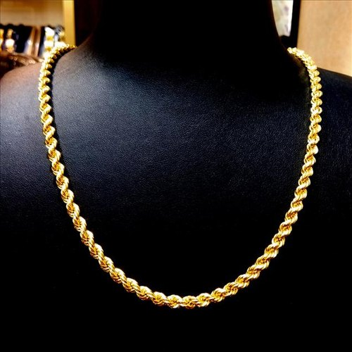 dc6ba717909e1 Gold Rope Chain