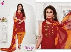 Khushika Ladies Embroidered Suit