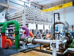 LAPL Water MS Desalination Plant, For Potable Water,Domestic Purpose, Capacity: 500-2000 Lph