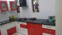 Godrej Residential Modular Kitchen