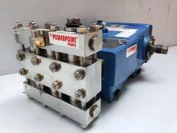 Triplex Plunger High Pressure Pump