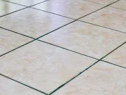 Mosaic White Italian Floor Tile, Bathroom