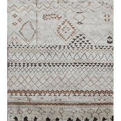 Jaipur Rugs Hand Knotted Wool Ivory Colour Carpet and Rug