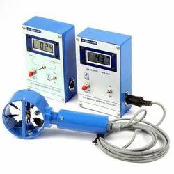 Electronic Anemometer