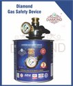 Stainless Steel Diamond Vertical Gas Safety Device