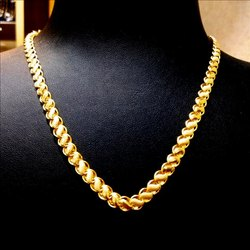 Men Gold Chain At Best Price In India