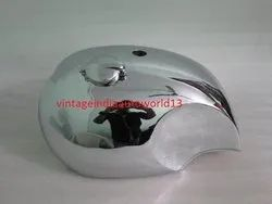 New Bsa A65 Spitfire 4 Gallon Chrome Petrol Tank With Monza Cap