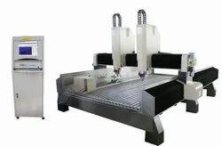 CNC 3020 Double Head Router Machine