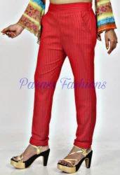 Pimienta Digital Printed Cotton Stretch Linen Pants