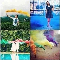 Colour Smoke Cans Smoke Bombs