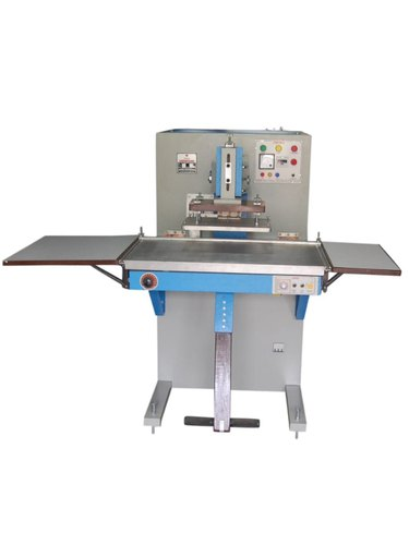 Shivam Weldtronics 3 PVC File Folder Making Machine, 5 Kva, Production Capacity: 15000 Per Day