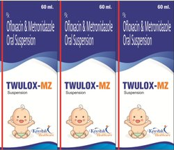Ofloxacin Metronidazole Suspension