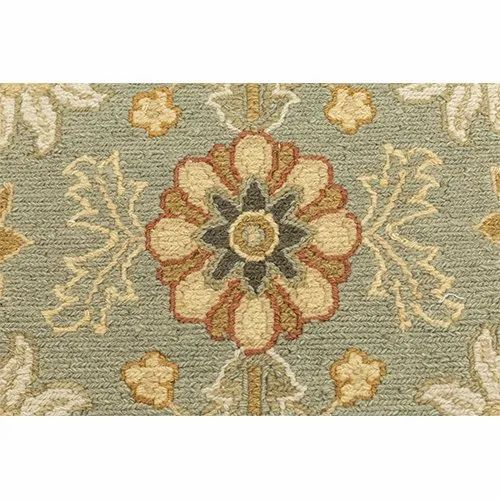 Jaipur Rugs Hand Knotted Wool Green
