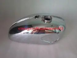 Brand New Bsa A65 Thunderbolt 2 Gallon Chrome Painted Gas Tank 1968-69 Us Specifications