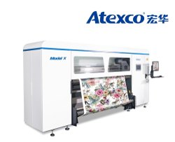 Model X - Atexco Hi-Speed Sublimation Printer