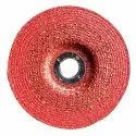 4x4 DC Grinding Wheel Red