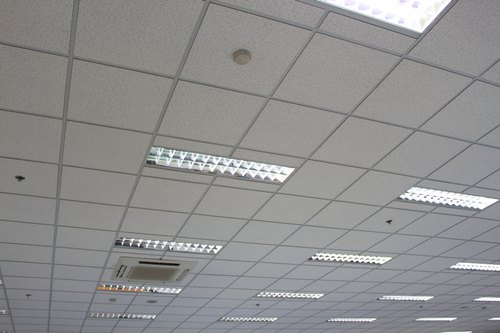 False Ceiling 2x2 Grid Tiles