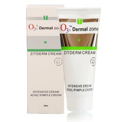 O3 Dermal Zone Zitderm Intensive Acne & Pimple Cream (50 ML)