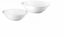 Poly Carbonmate Serving Bowls Round Handle