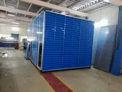 Double Skin Air Washer Evaporative Cooling Units ASU AW