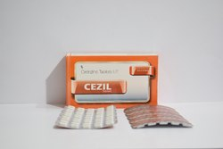 Cetirizine Dihydrochloride 10mg Tablet